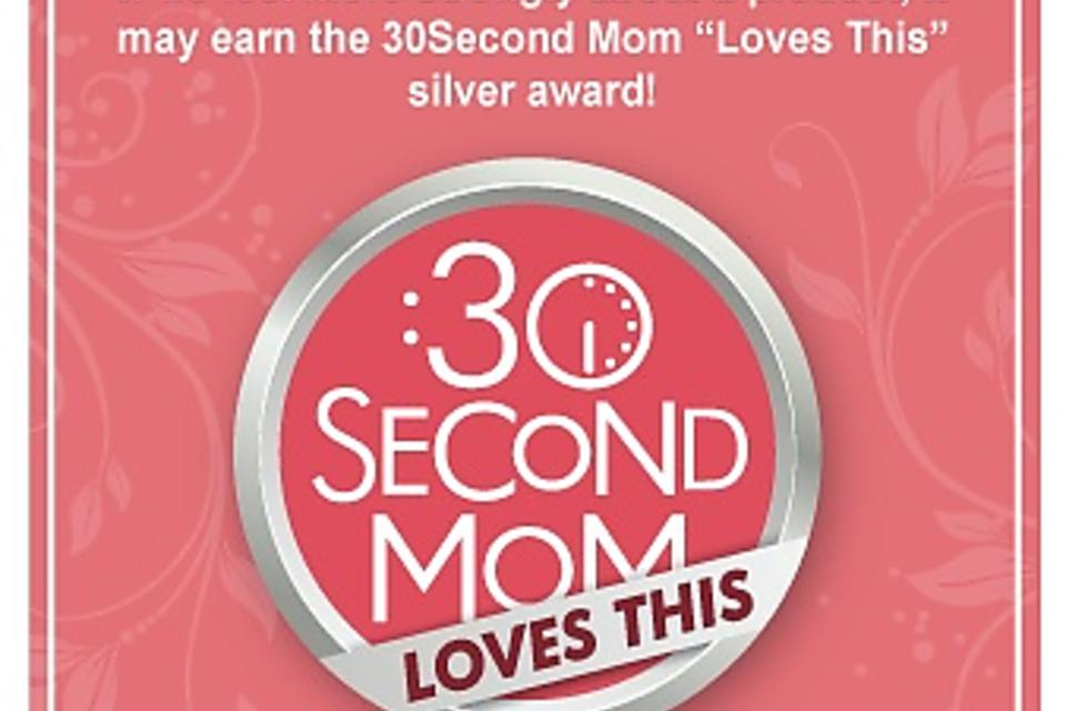 Announcing #30SecondMom Favorites Awards: Must-Have Products for #Parents!