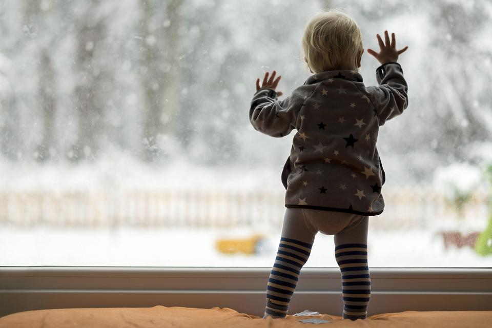 Another Snow Day? Parents, Try This Fun Idea to Entertain Your Kids!