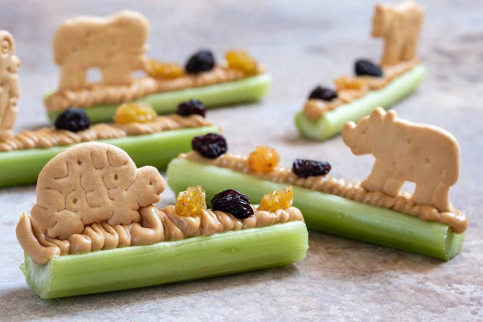 Ants on a Log: How to Make This Timeless Healthy Snack for Your Kids