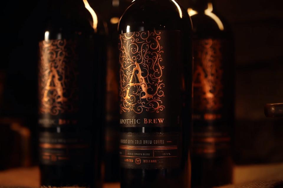 Apothic Brew: Red Wine Infused With Coffee? Yes, Please!