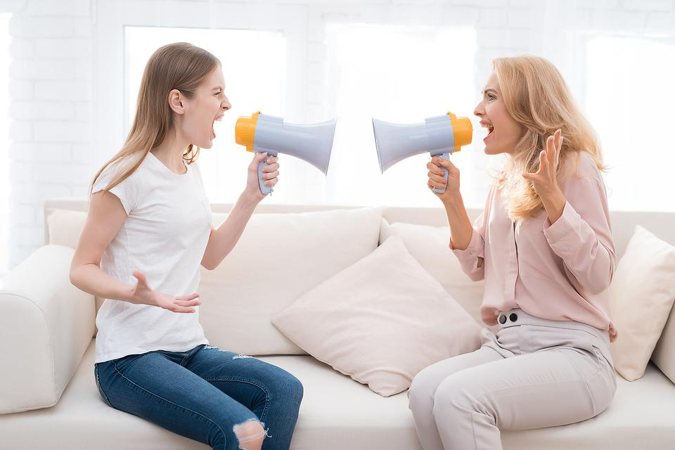 Arguing With Teens: Parents, It Doesn't Work (So How Can We Stop Doing It?)