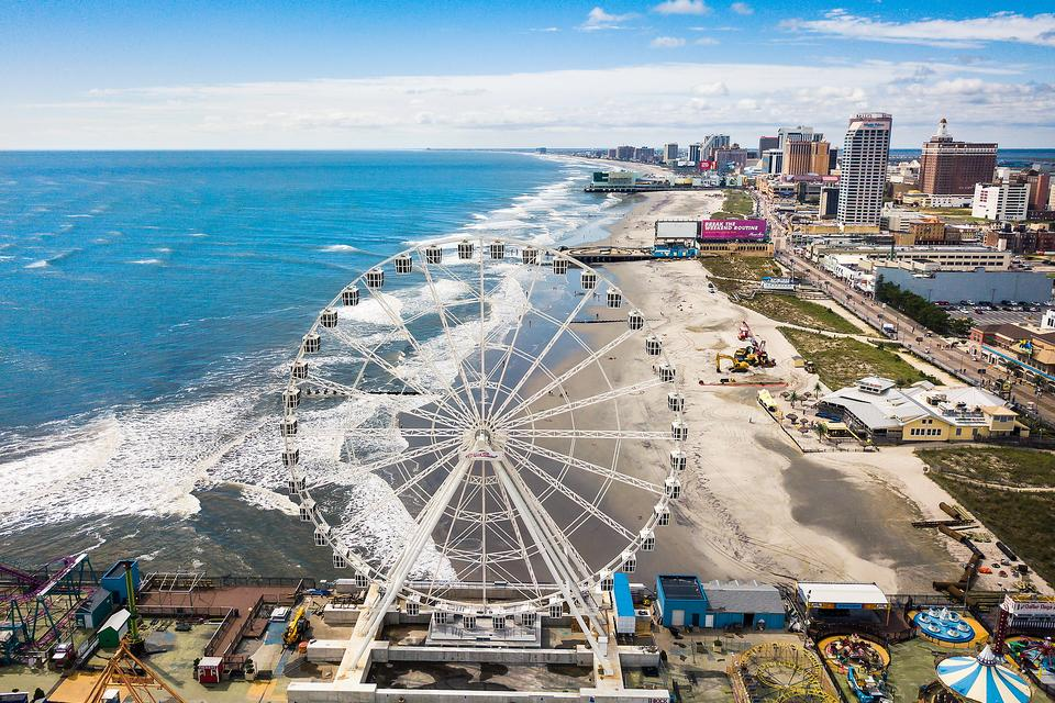 Atlantic City: 8 Reasons Beyond Gambling to Plan a Getaway to the Jersey Shore
