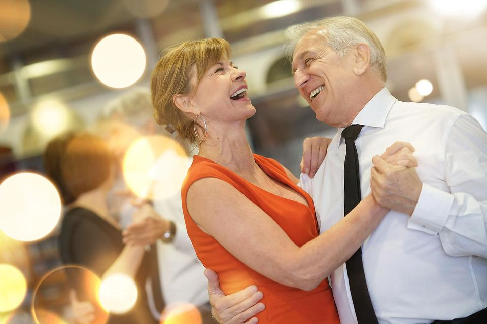 Fun Fitness Ideas: Ballroom Dancing Is Great for Your Health & Relationships, Too