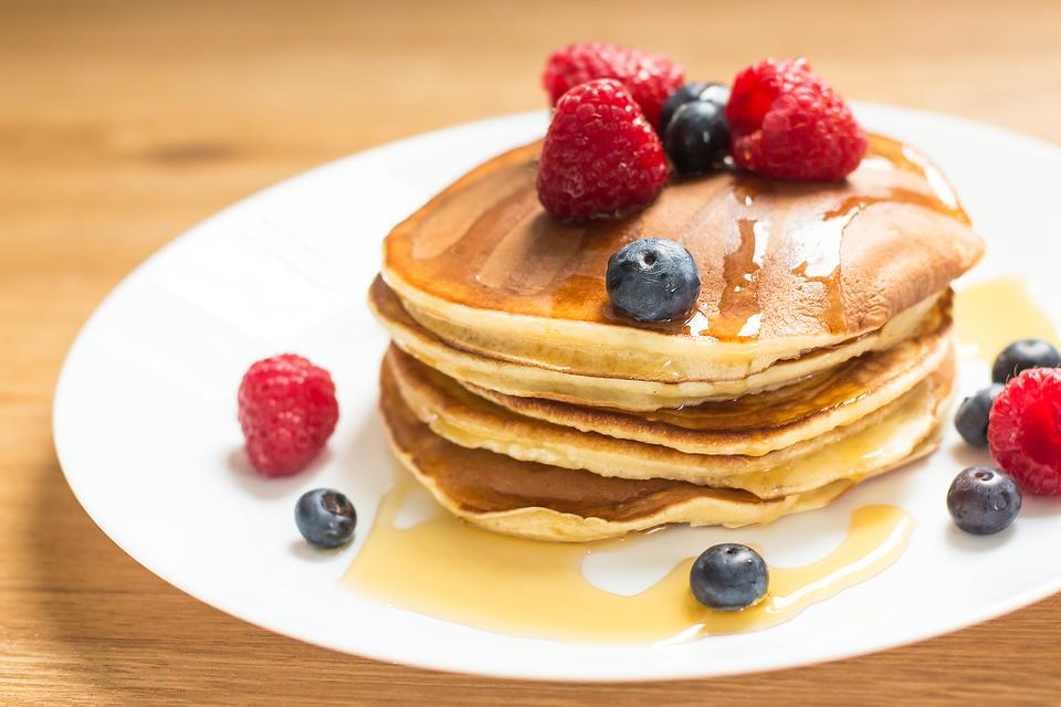 Back-to-School Breakfast Hack: How to Serve Pancakes or French Toast in 30 Seconds!