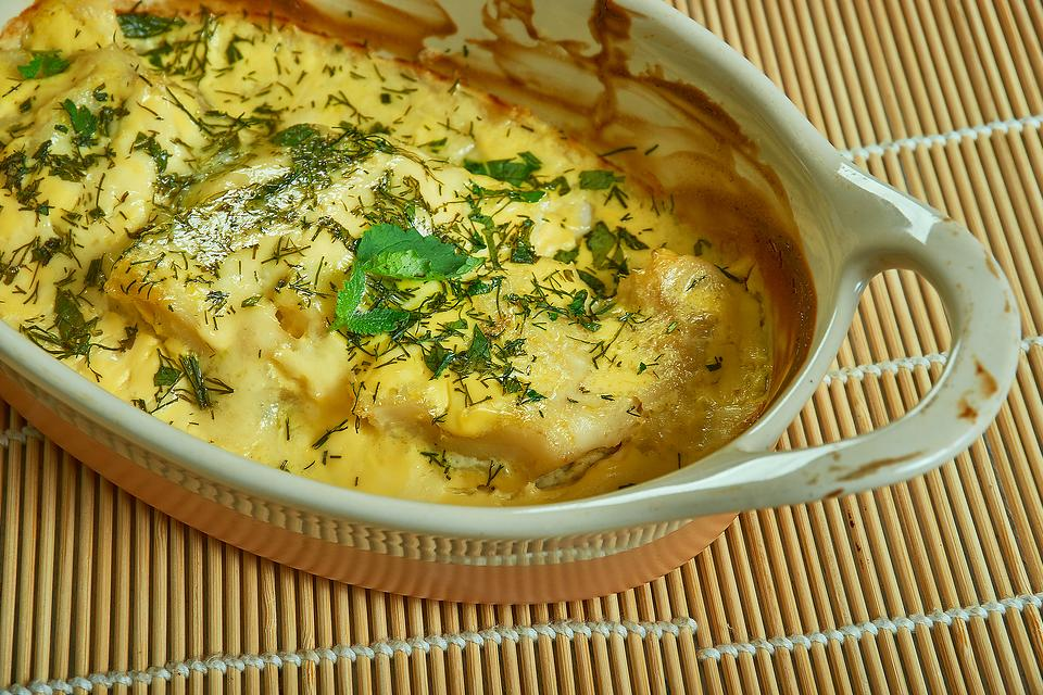 Easy Baked Cod Recipe  Indulge With This Delicious Cod in Lemon Dijon Cream Sauce Recipe