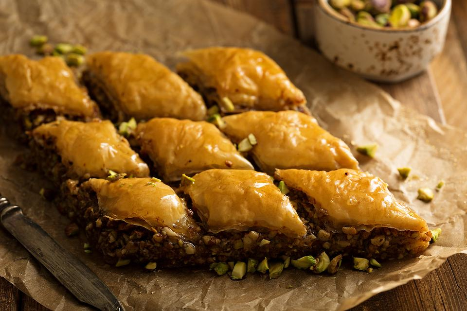 Baklava: An Easy Recipe for This Oh-So-Sweet Dessert!