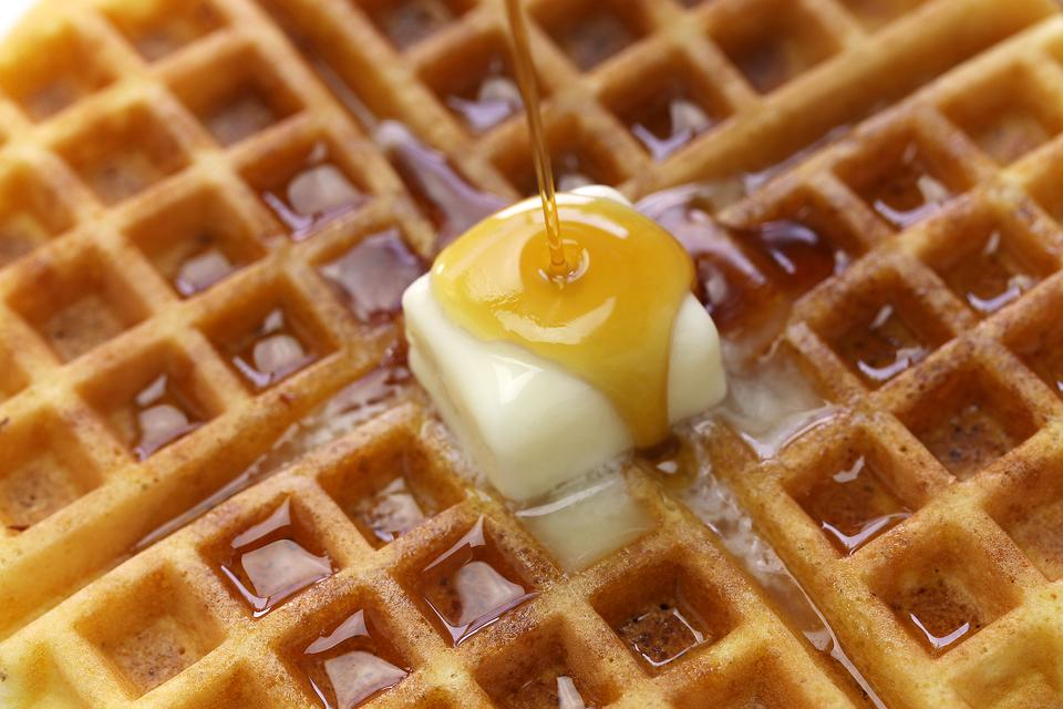 Basic Waffle Batter Recipe: Your Waffle Maker Won't Know What Hit It