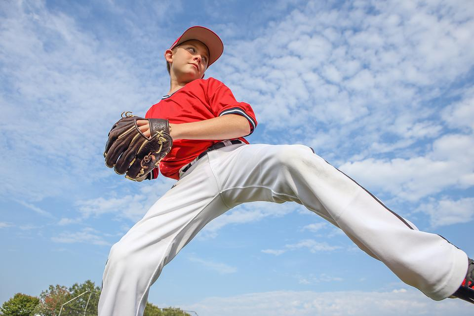 Batter Up: How to Help Keep Kids' Eyes Safe During Baseball Season!