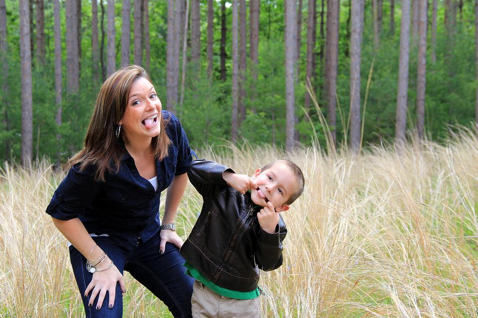 Be Sillier Than Your Kid (and 4 More Tips for Staying Positive)!