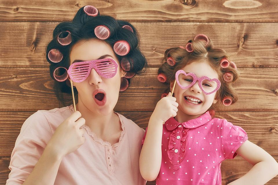 Be the Fun Mom: 4 Creative Ways to Up the Laughter Factor With Kids!