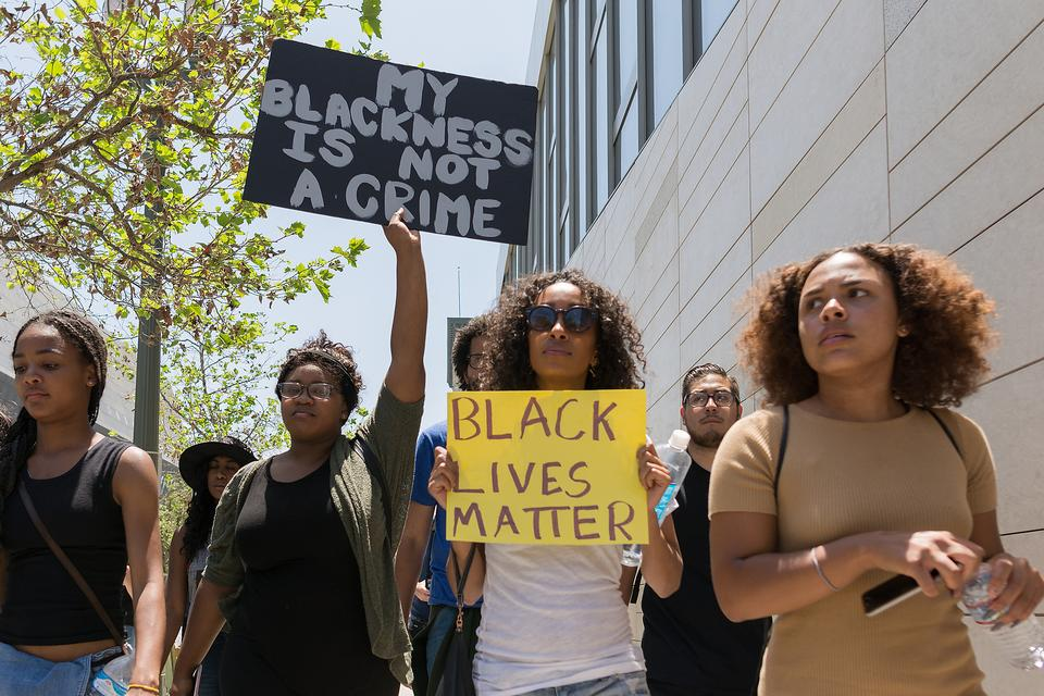 Being Black Shouldn't Be a Death Sentence: A Black Woman's Message to America