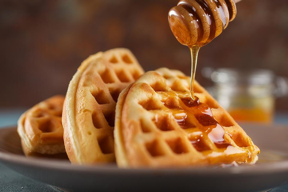 Belgian Waffles Recipe: Go Big This Weekend With This Easy Belgian Waffle Recipe