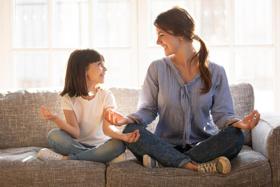 Benefits of Meditation for Kids: Why Parents Should Invite Their Children to Meditate With Them