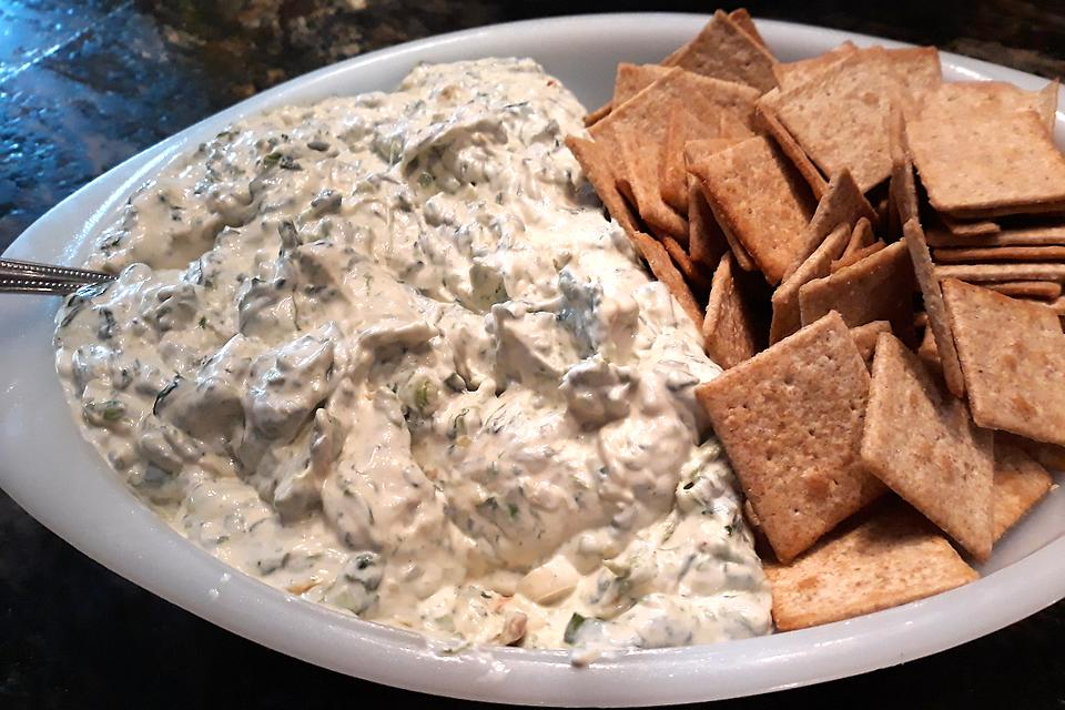 Best Spinach Dip Recipe: This Creamy Spinach Dip Recipe Is a Classic