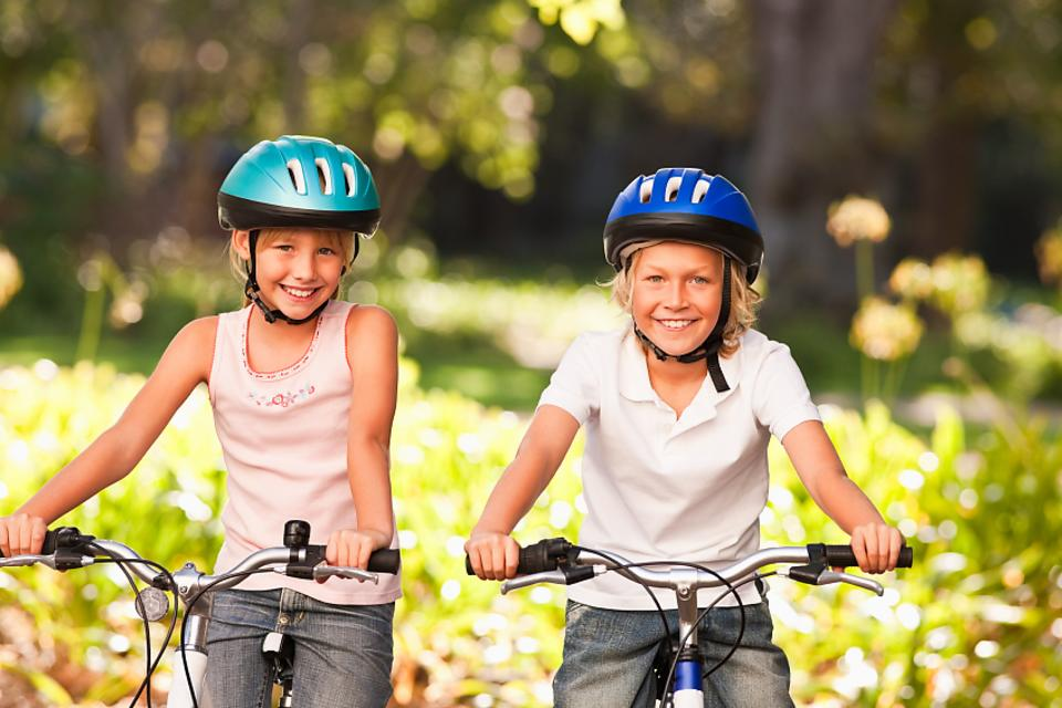 Bicycle Safety: 5 Ways to Help Keep Your Kids Safe on Bikes!