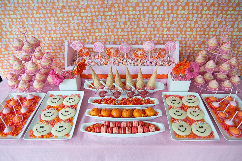 Birthday Parties: How to Use Desserts to Set the Tone & Make It Fun for Kids!