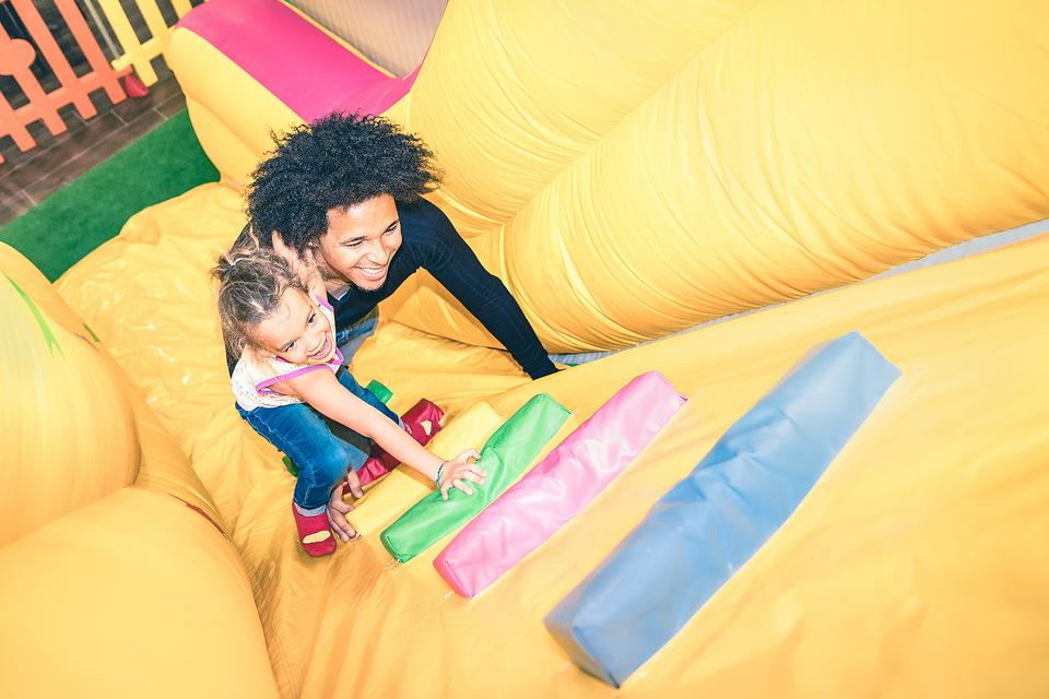 Renting an Inflatable Bounce House? What You Should Know About Bounce House Injuries!