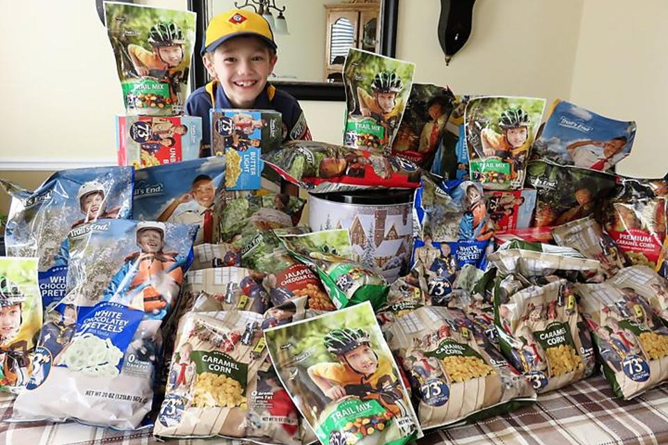 Boy Scouts Popcorn Is HOW Much? Why You Should Buy It Anyway!