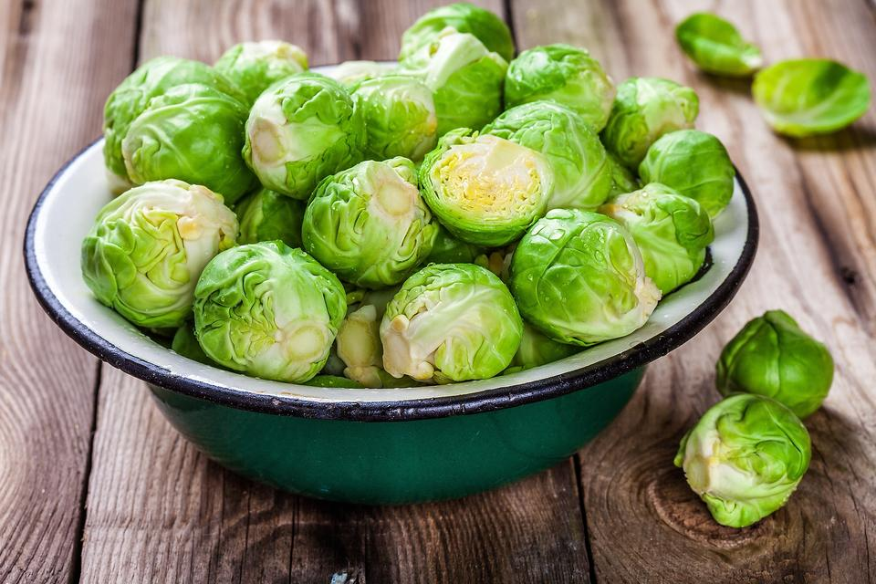 Brussels Sprouts: The Health Benefits of These Little Cabbage Heads!