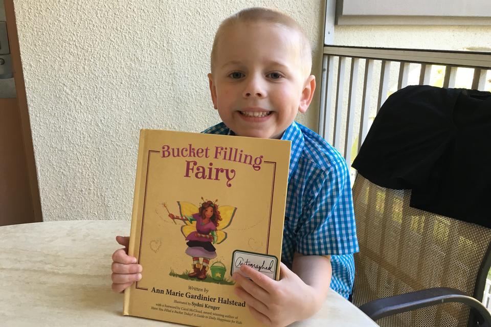 Bucket Filling Fairy Teaches Kids Kindness & Helps Prevent Bullying!