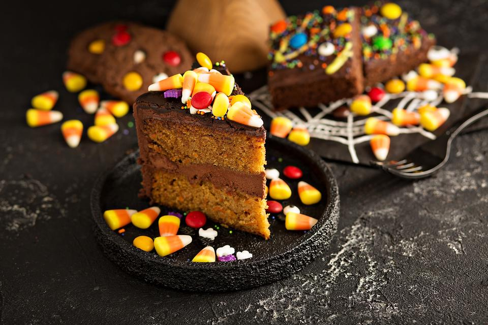 Buh-Bye, Candy: 8 Fun & Easy Ways to Use Leftover Halloween Candy!