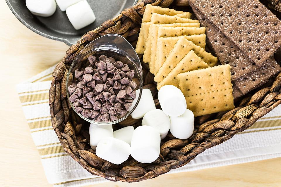 Buh-Bye, Graham Crackers? 9 Fun Ways to Personalize Your S'mores Bar!