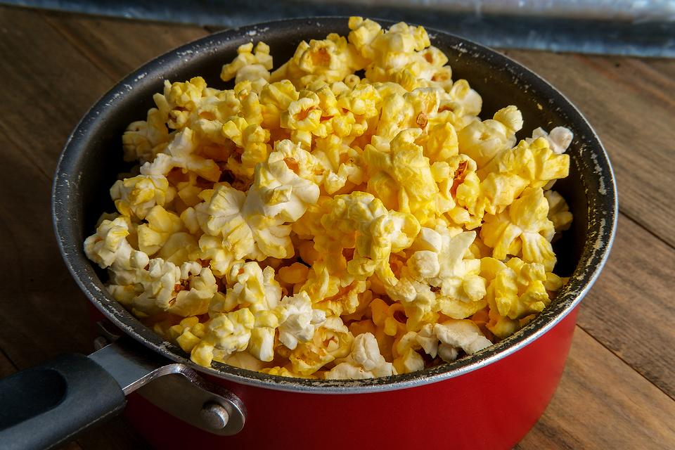 Buttery Theater Popcorn Recipe: Yes, You Can Make Movie Theater Popcorn at Home