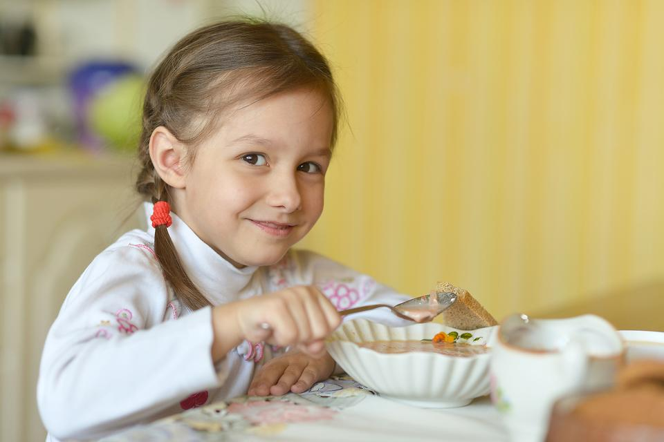 Can Get Your Picky Eater to Eat Anything Healthy? Try This!