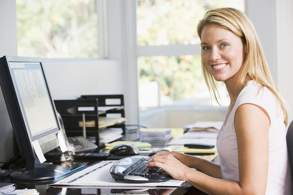 Can You Get Promoted if You Work From Home? Yes! Read This, Mom!