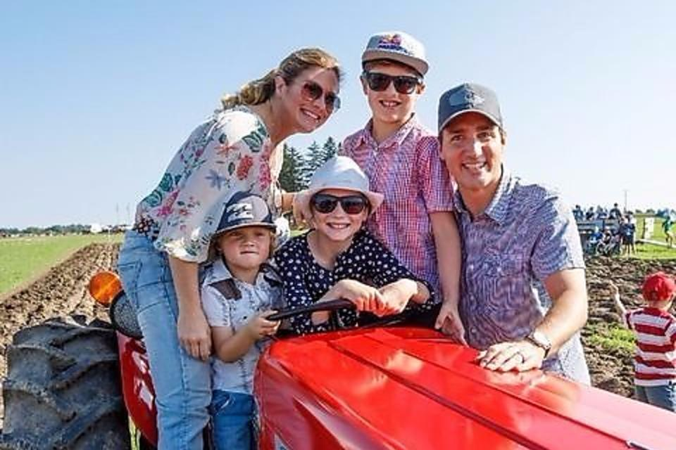 Canadian Prime Minister Justin Trudeau: Why I'm Raising My Kids to Be Feminists