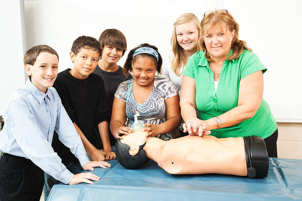 Cardiopulmonary Resuscitation: Learn CPR to Save a Life!