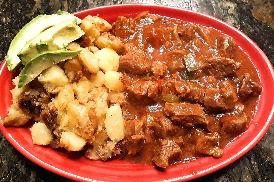 Authentic Carne Guisada Recipe: Sylvia Casare's Border-Style Beef Stew Is a Traditional Mexican Recipe That You Need in Your Life