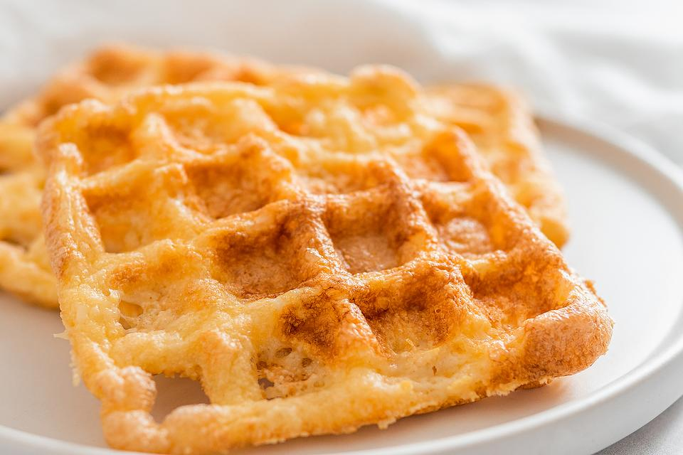 The Best Chaffle Recipe: This 2-Ingredient Low-Carb Waffle Recipe Is All the Rage