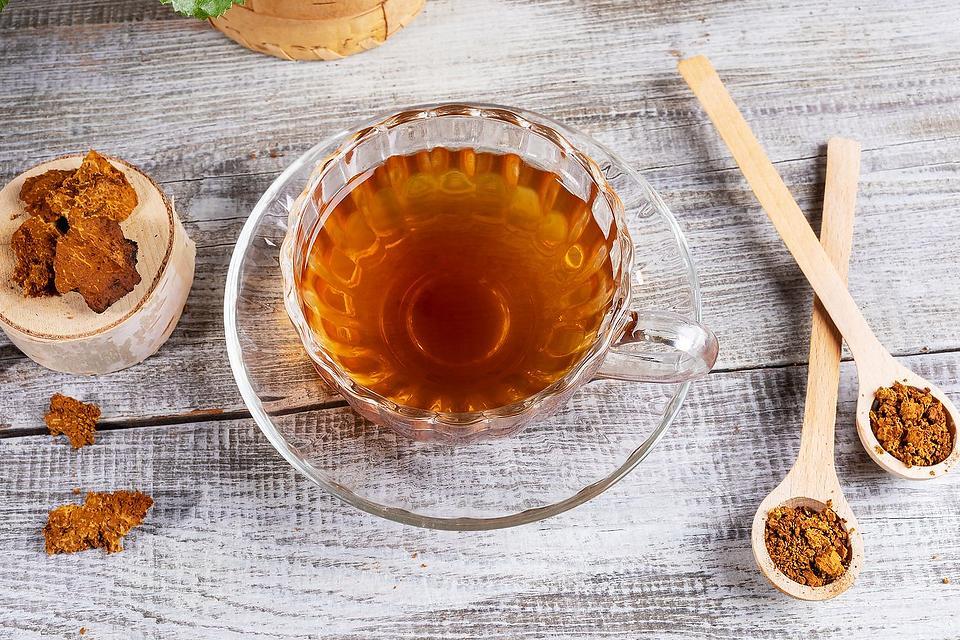 Chaga Tea Recipe: How to Make This Ancient Herbal Tea Remedy & the Health Benefits of Chaga