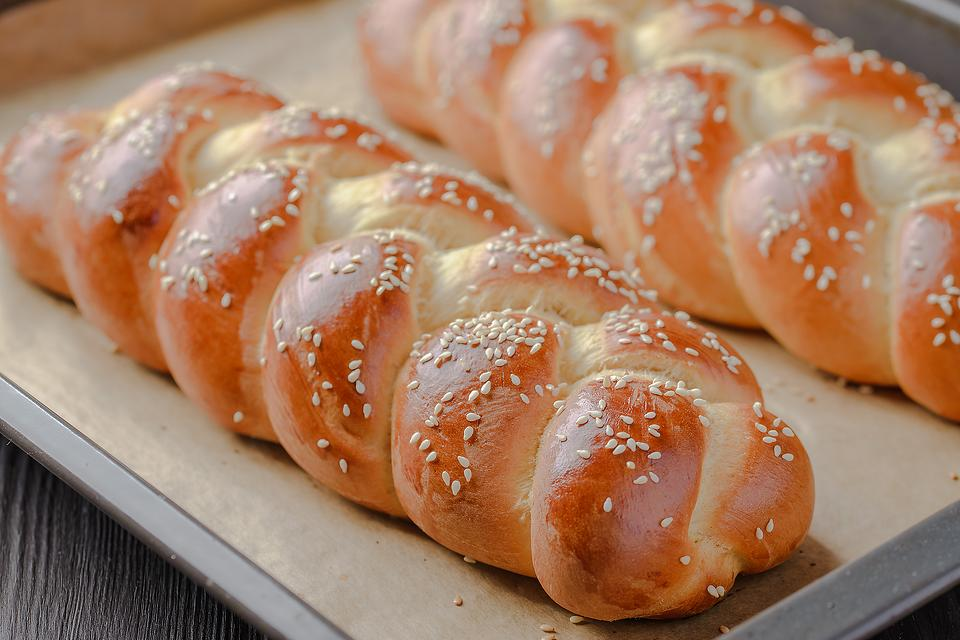 Easy Challah Bread Recipe: How to Make Challah Bread at Home