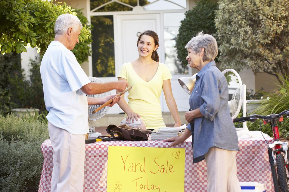 Charity Yard Sales: Raising Awareness While Building Community
