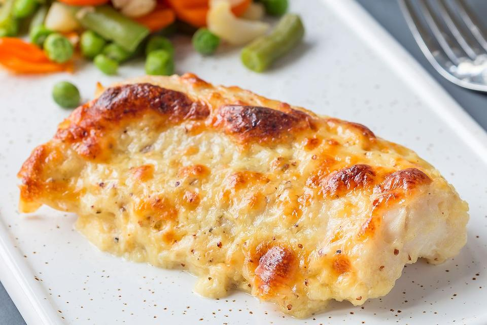 Baked Parmesan Cod Recipe: This Easy Cheesy Baked Cod Recipe Is Dinner Fast