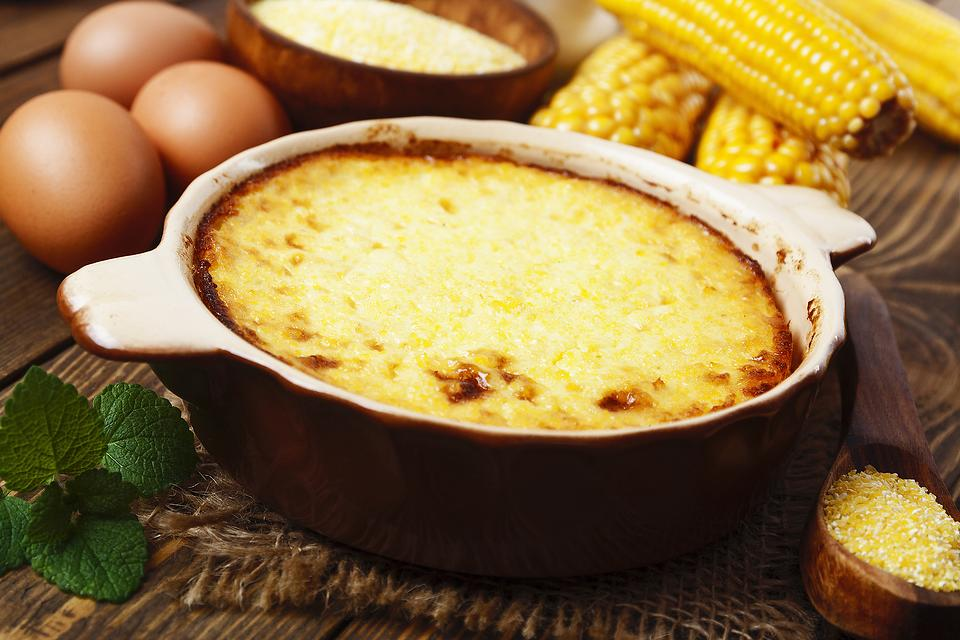 Baked Cheesy Grits Recipe: This Puffy Cheese Grits Recipe May Turn You Into a Fan of Grits