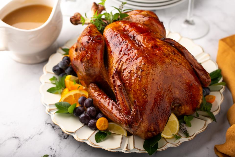 Chef Melissa Cookston's Smoked Turkey Recipe Gets You (& the Turkey) Out of the Kitchen This Thanksgiving