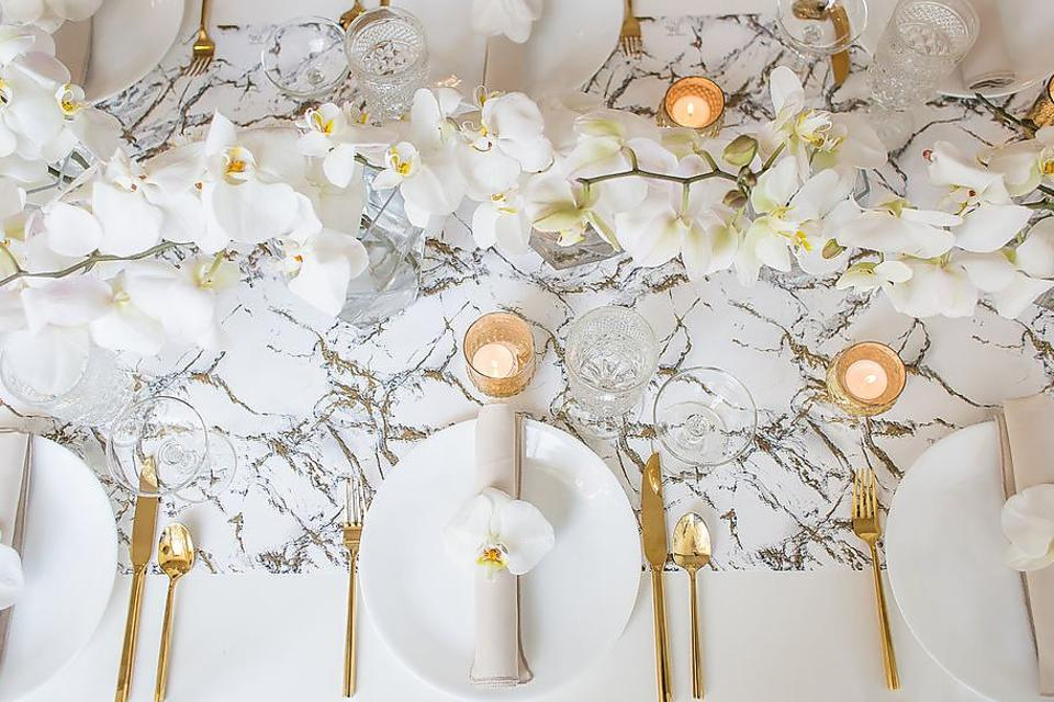 Chic Summer Party Ideas: How to Throw an Ooh, La, La Orchid Party