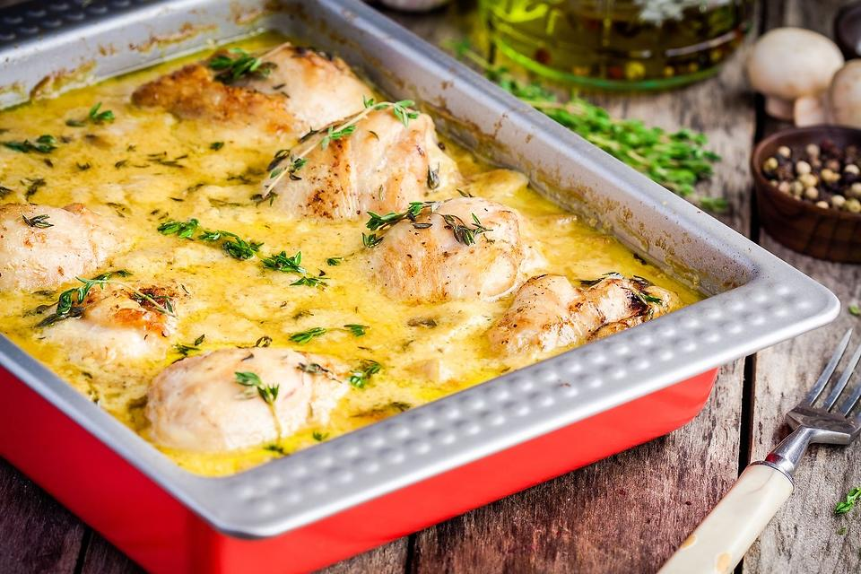 Chicken Dijonnaise Recipe: This Easy Classic French Chicken Recipe Is How Chefs Like to Eat