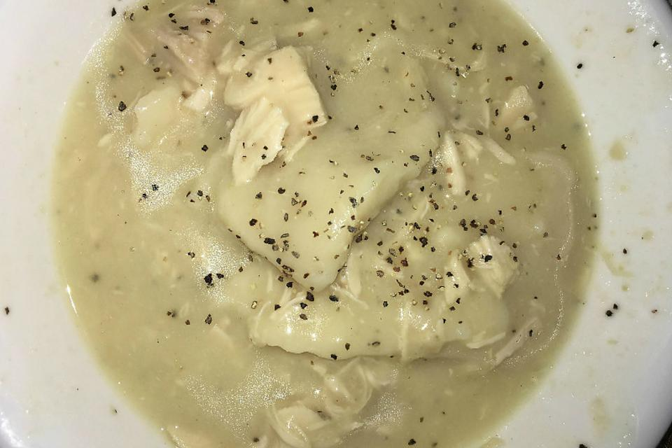 30-Minute Chicken & Dumplings Recipe: This From Scratch Chicken & Dumplings Recipe Is Grandma Tested & Approved