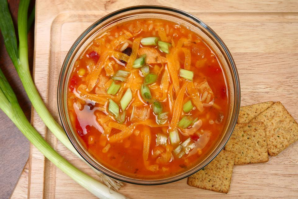 Chicken Tortilla Soup: How to Slow Cook Your Way to a Satisfying Meal!