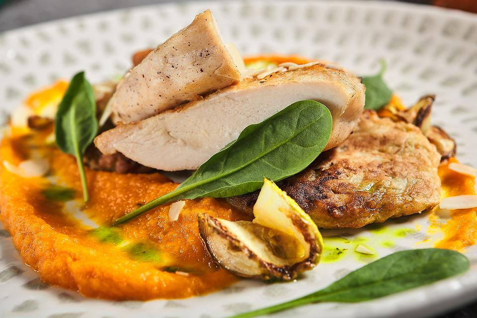 Chicken With Pumpkin Sauce Recipe: Quick Chicken Breast Recipe With Savory Pumpkin Sauce Is the Way to Welcome September
