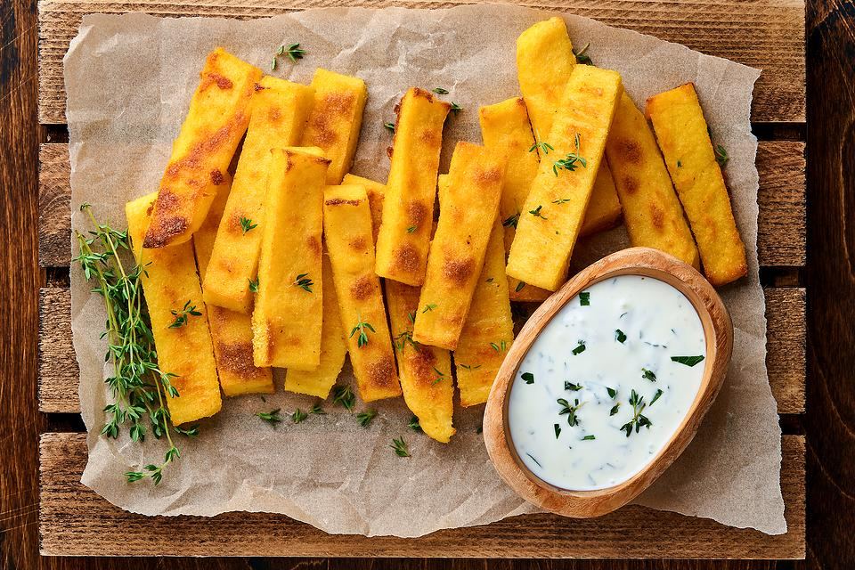 Creamy & Crispy Chickpea Fries Recipe: This Classic Panisse Recipe Is How the French Do Fries