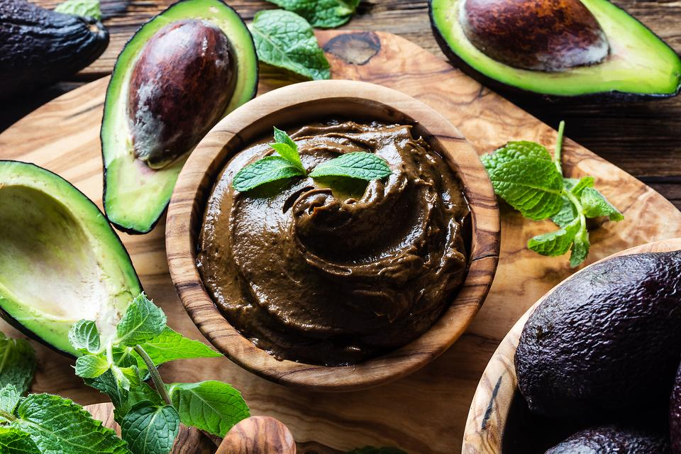 Chocolate Avocado Pudding With Cashew Cream: A Healthier Way to Satisfy Your Sweet Tooth