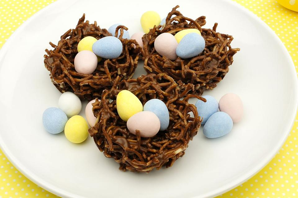 Chocolate Candy Nests Recipe: Add Whimsey to Your Easter Table With These Fun Edible Chocolate Nests
