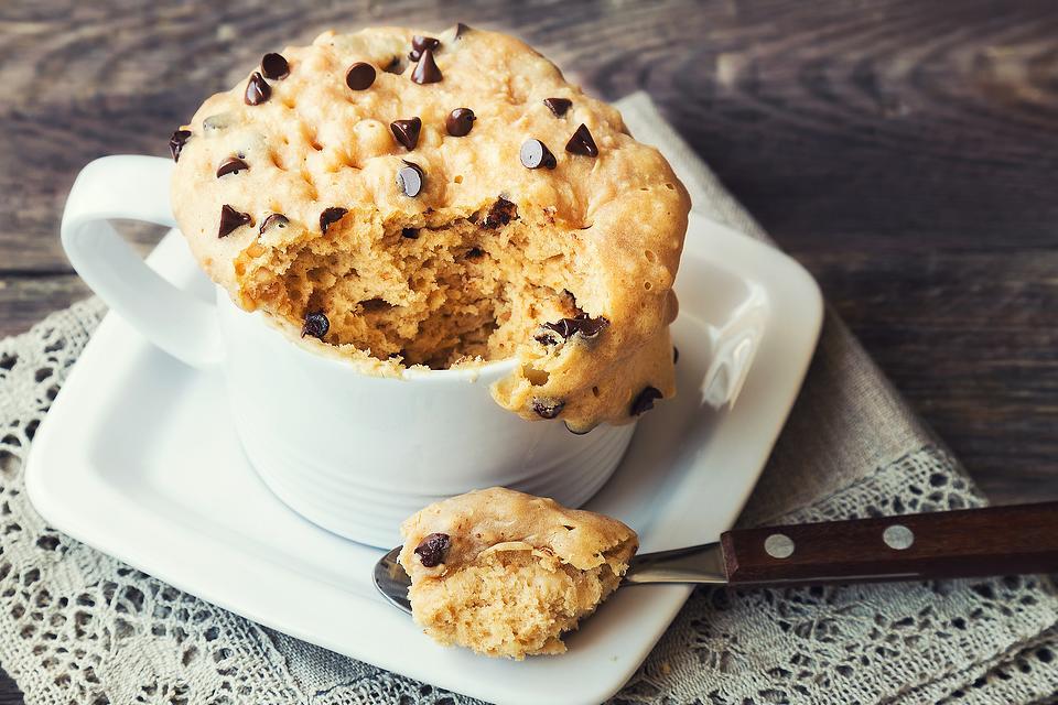 Chocolate Chip Mug Cake Recipe: This Brown Sugar Chocolate Chip Mug Cake Recipe Is Ready in 60 Seconds