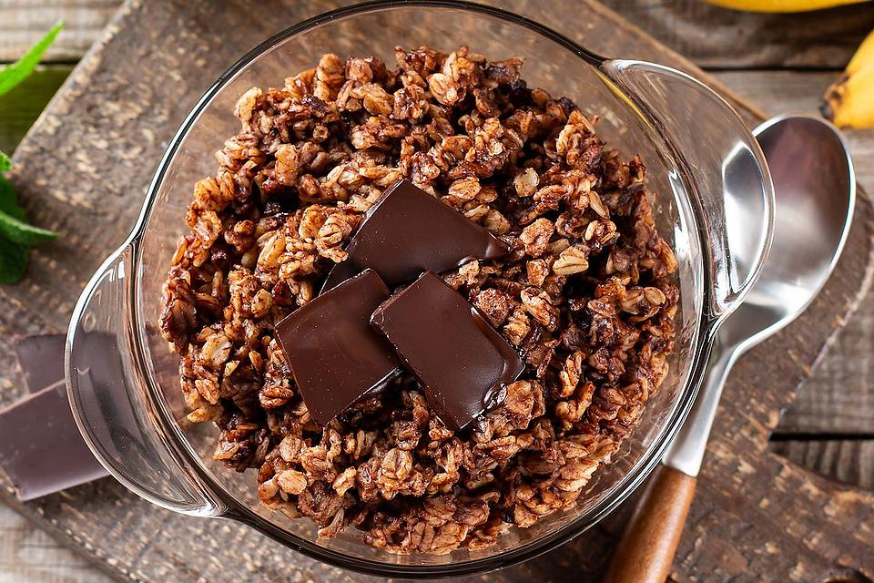 Easy Chocolate Oatmeal Recipe: This Chocolate Oatmeal Recipe Is Ready in Less Than 10 Minutes