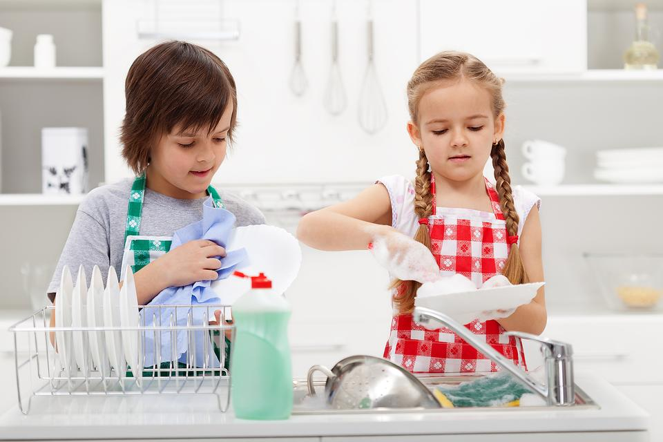 Chore Charts: A Clever Way to Get Kids Excited About Chores!